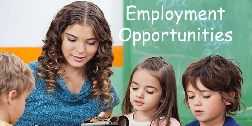 Employment at Gateway Christian Education Center